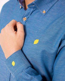 camisa-sirlemon-vaquera-detalle