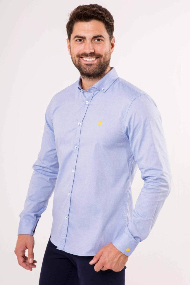 camisa-sir-lemon-celeste-perfil