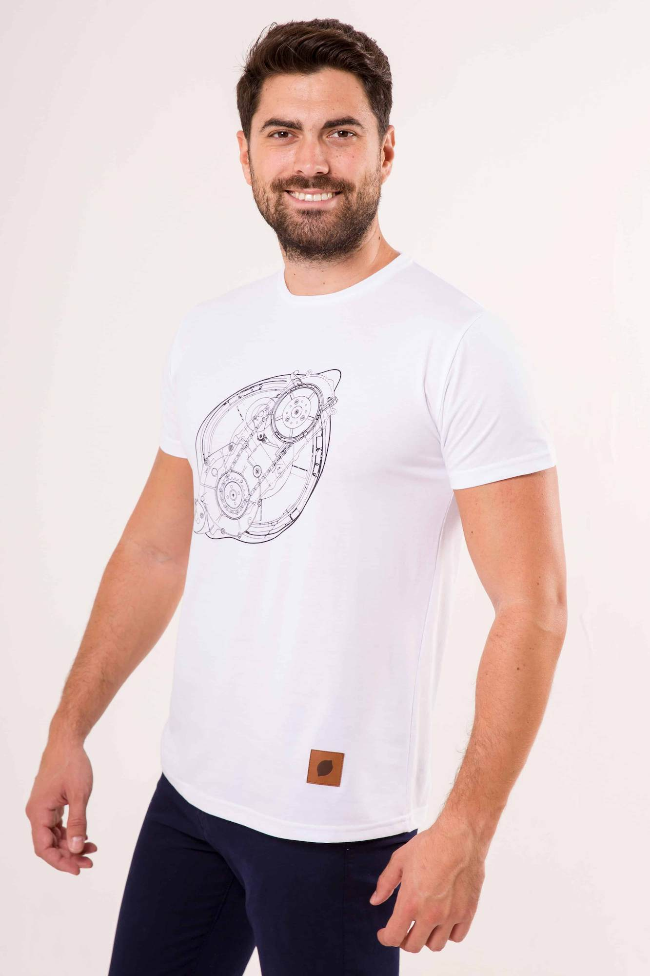 camiseta-sir-lemon-lemon-engine-perfil