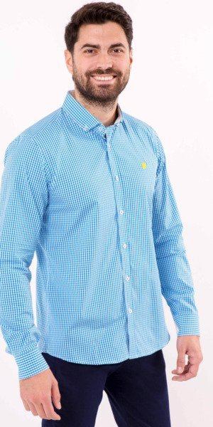 camisa-sir-lemon-vichy-blue