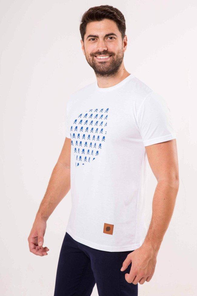 camiseta-sirlemon-calavera-klein-azul-unisex