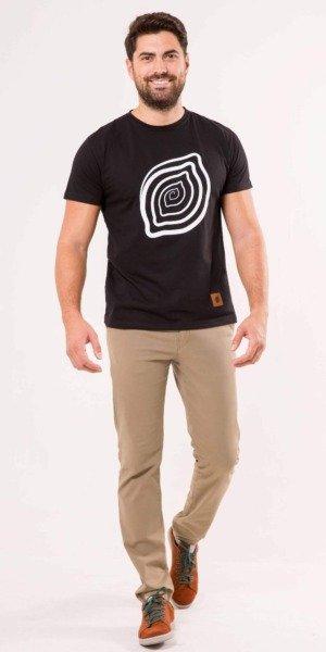 camiseta-negra-unisex-sirlemon-spyro-fabricada-españa