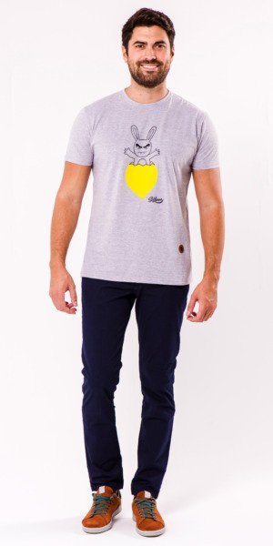 camiseta-unisex-vigore-conejo-sir-lemon